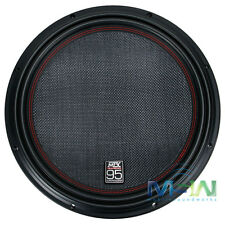 "*NEW* MTX 9512-22 12"" 95-Series DUAL 2-OHM CAR AUDIO STEREO SUB SUBWOOFER 951222"