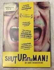 Shut up Little Man an Audio Misadvent 0767685261910 With