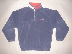 Vintage 90\u2019s Tommy Hilfiger fleece small logo