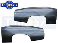 69 Chevelle Malibu Rear Quarter Panel Skin - Pair Lh & Rh