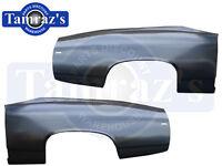 69 Chevelle Malibu Rear Quarter Panel Skin - Pair Lh & Rh