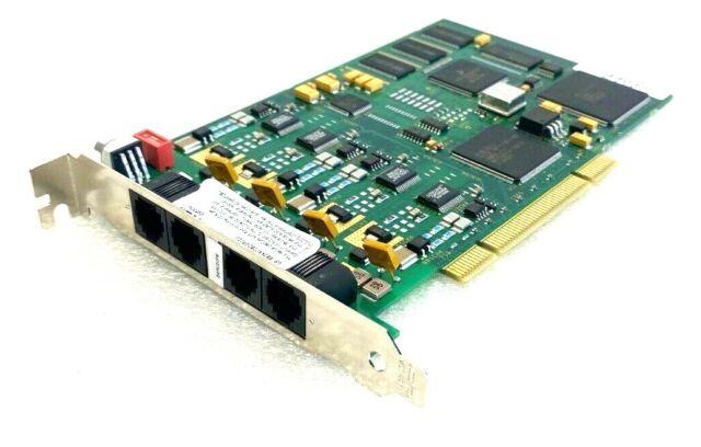 Nortel Meridian 4 Port Digitone Receiver Cards - NT8D16AA