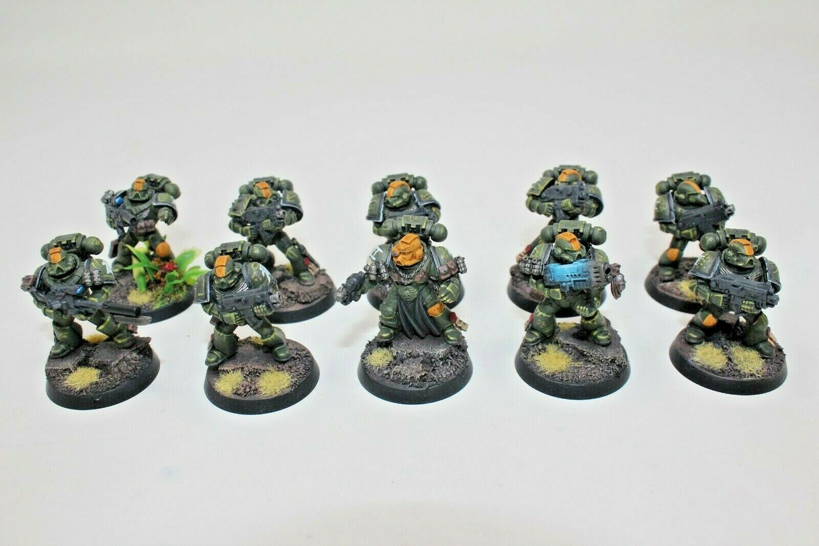 Warhammer spazio Marines Tactical  Squad Well Painted - JYS41  fino al 65% di sconto