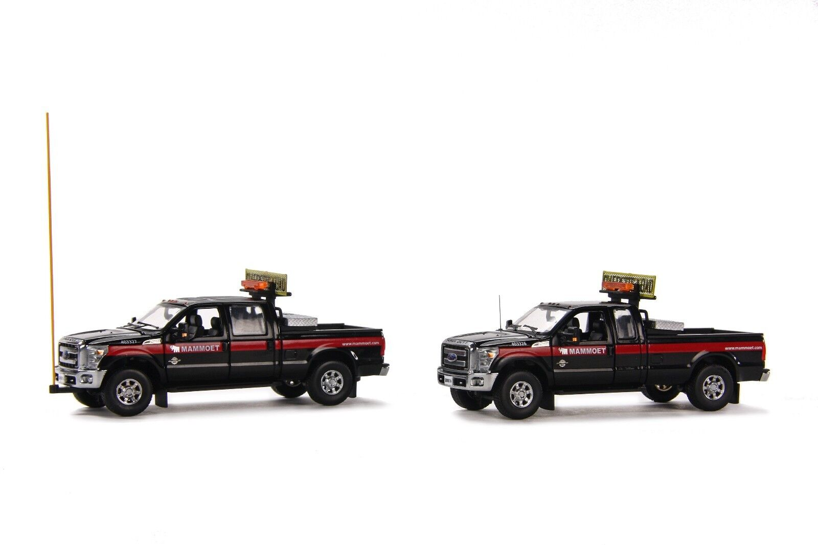 Ford F250 camionnettes -  MAMMOET  - OverTaille charge Escort Set - 1 50 - épée