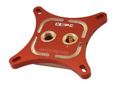 XSPC RayStorm Pro CPU bloque de refrigeración por agua Intel Rojo