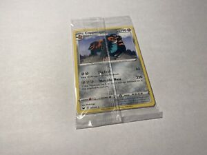 SEALED Pokemon Copperajah Gamestop Promo 137/202
