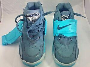 buy online 526ee c960e Image is loading Nike-Air-Diamond-Turf-2-09-Youth-4-