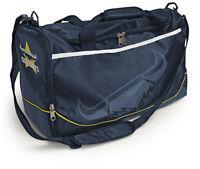 Nq Cowboys Nrl Sports Travel Bag School Bag Shoulder Bag Bnwt's