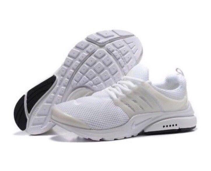 Nike Air Presto Running Trainers (848132100) UK Size 6 White (13)