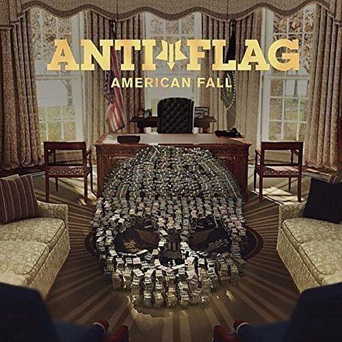 American Fall - Anti-Flag (Vinyl New) 602557894387