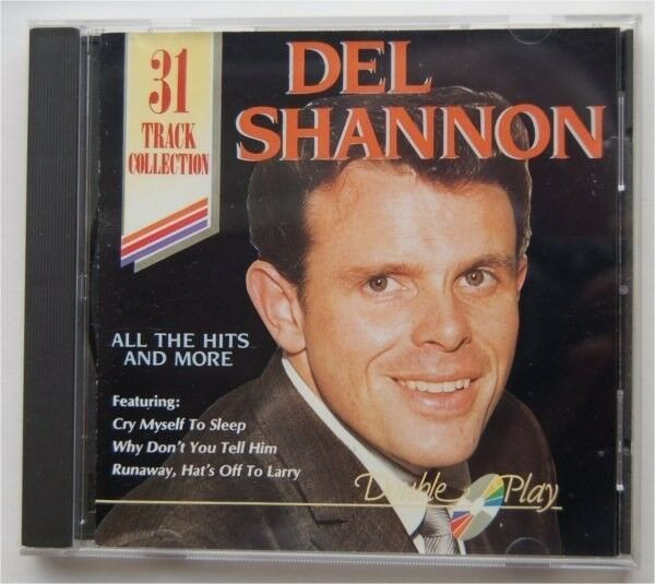 DEL SHANNON: All The Hits and More, pop