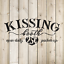 Kissing Booth Sign Stencil Durable /& Reusable Mylar Stencils