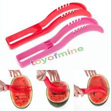 Küche Melone Wassermelone Cutter Corer Slicer Messer Schneidwerkzeug Server Neu