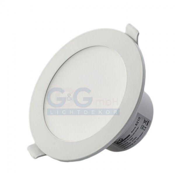 10W LED Einbaustrahler Einbauleuchte neutralweiss 4500K DIMMBAR