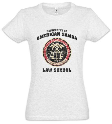 University of American Samoa Donna T-shirt Better Call Fun Goodman Saul simbolo