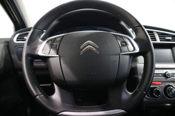 Citroën C4 1,6 BlueHDi 100 Feel Complet billede 3