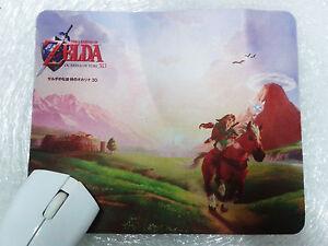 Tapis Souris Tapis De Souris Legend Zelda Link Envoi Monde Entier Ebay