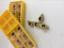 10pcs  DCMT11T304 UE6020 CCMT32.51 CNC Lathe Carbide Insert Blade Cutter