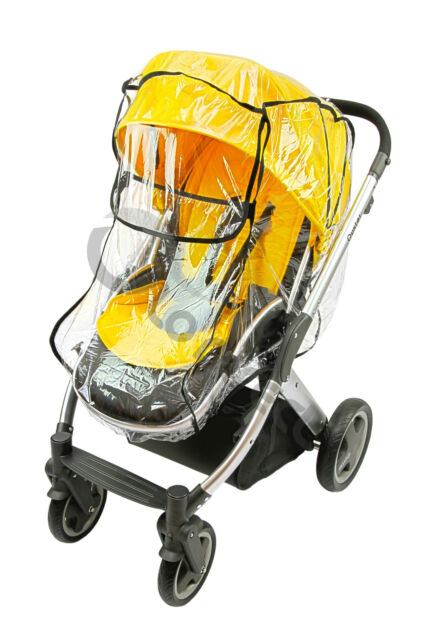 Universal Child Baby Pram Pushchair Stroller Carry Cot Bassinet Rain Snow Cover
