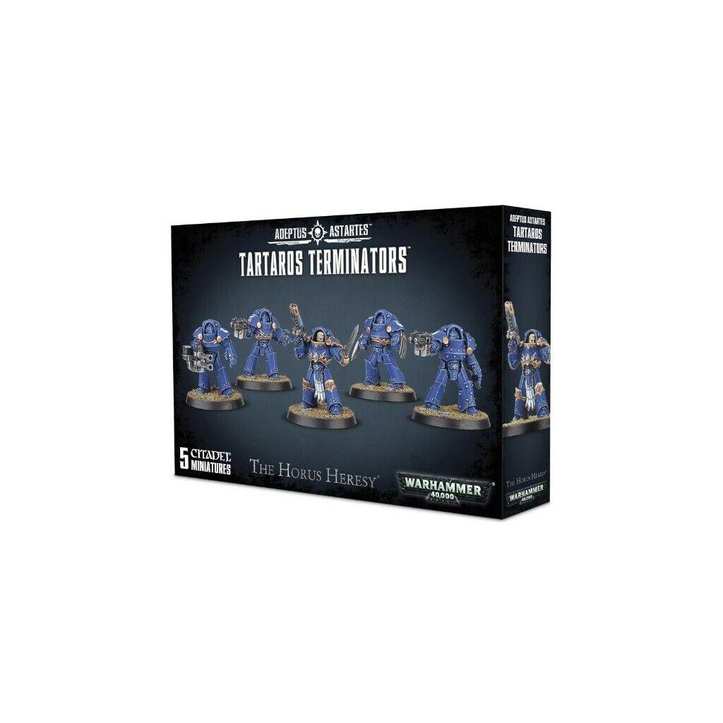 Warhammer 40K  Tartaros Terminadores 01-06