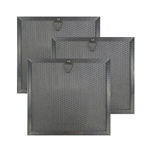 4-pack Thermador/bosch 19-11-860-01 00487064 Compatible Premium Grease Filters