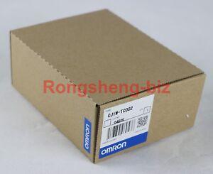 1PC OMRON CJ1W-TC002 CJ1WTC002 PLC NEW IN BOX#RS08