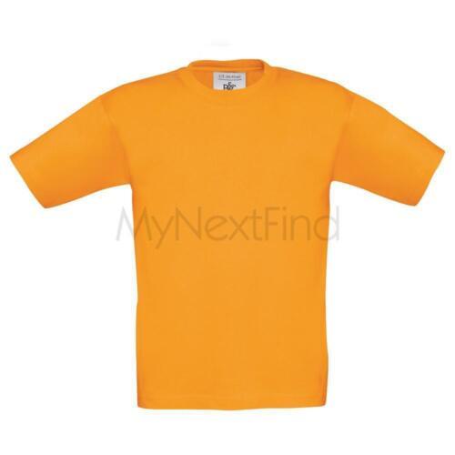 B/&C Collection Fashion Esatto 190 Ragazzi Ragazze Bambini T-shirt