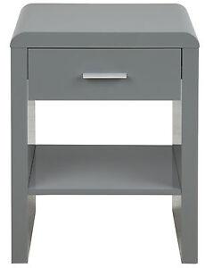 pkline-Table-de-chevet-gris-Armoire-nuit-console-d-039-appoint-NAKO