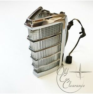 1974-1979-Lincoln-Continental-Park-Lamp-Assembly-D4VY13200A