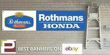ROTHMANS HONDA RACING GARAGE WORKSHOP Banner VFR400 NSR250 NC30 MC21 500GP