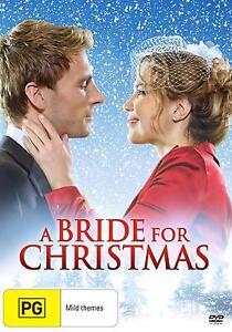 A BRIDE FOR CHRISTMAS (2012) Region 1 [DVD] Arielle Kebbel