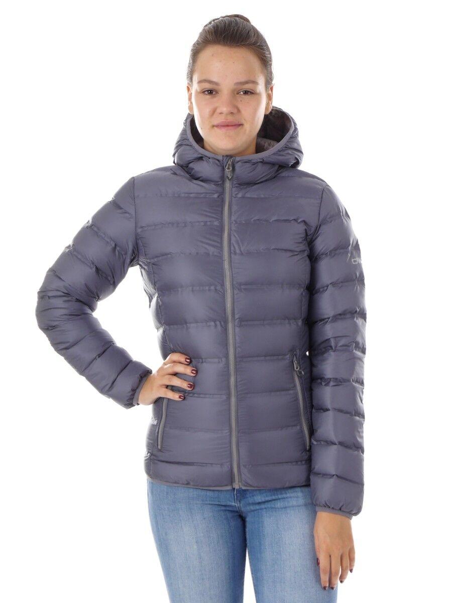 PIUMINO CMP funzione giacca trapuntata grigio TEFLON ® da isolante