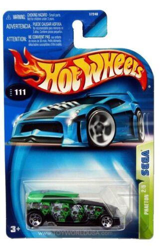 2003 Hot Wheels #111 SEGA Phaeton