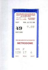 Minnesota Twins vs Se Mariners Ticket Stub July 28 1986 Puckett HR (Sku-48273)DP