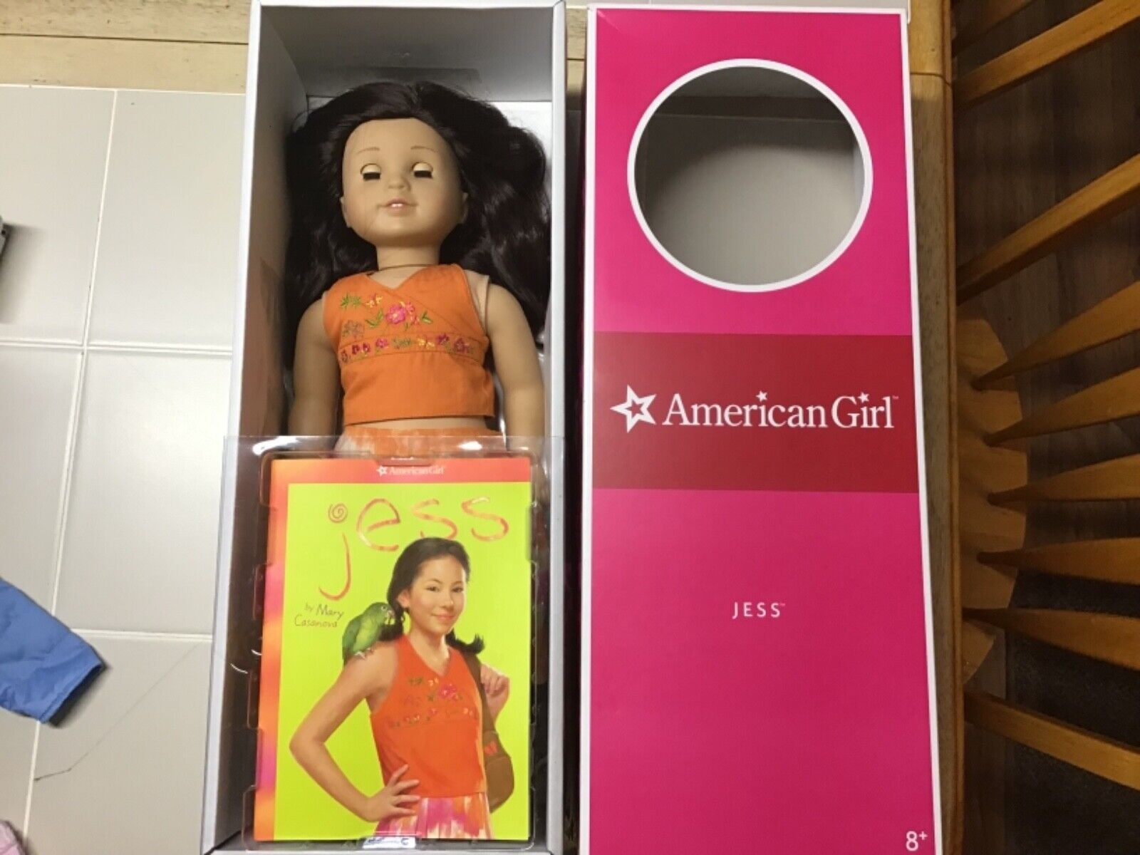 AMERICAN GIRL LOT JESS McCONNELL 2006 GIRL OF THE YEAR RETIrot