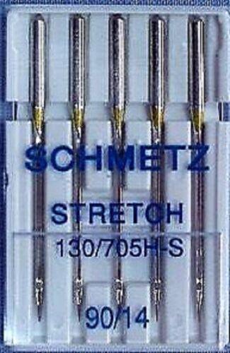 Schmetz Size #90 Stretch Sewing Machine Needles