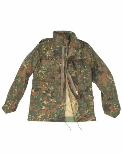 Mil-Tec US FELDJACKE M65 T//C M.FU.FLECKTARN Outdoorjacke Jacke
