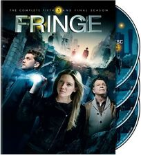 Fringe: The Complete Fifth and Final Season [4 Di DVD Region 1 WS
