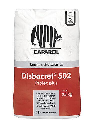 4x Disbocret® 502 Protec plus 25 kg -Korrosionsschutz und Haftbrücke in einem-