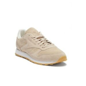 45206de4cff7c Reebok Classic Leather Sg (OATMEAL CHALK-GUM) Men s Shoes BS7577