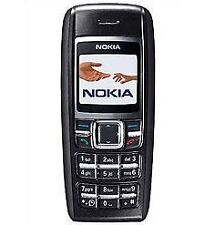 Nokia 1600 - Black - Imported