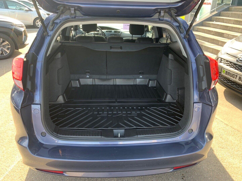 Honda Civic 1,8 i-VTEC Elegance Tourer