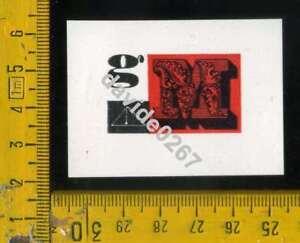 Ex Libris b 022 Gainni Mantero (mignon) Xn6aruRu-09163649-790405693