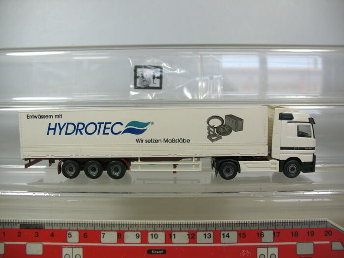 N138-0, 5  wiking h0 Mercedes-Benz MB Camion remorque 1840, Hydrougeec