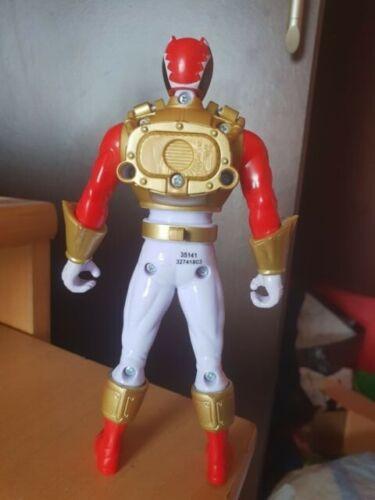 RED RANGER Double Battle Super Mega Force Power Rangers Figure Bandai 2013