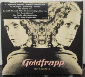 GOLDFRAPP-Felt-Mountain-CD-ALBUM