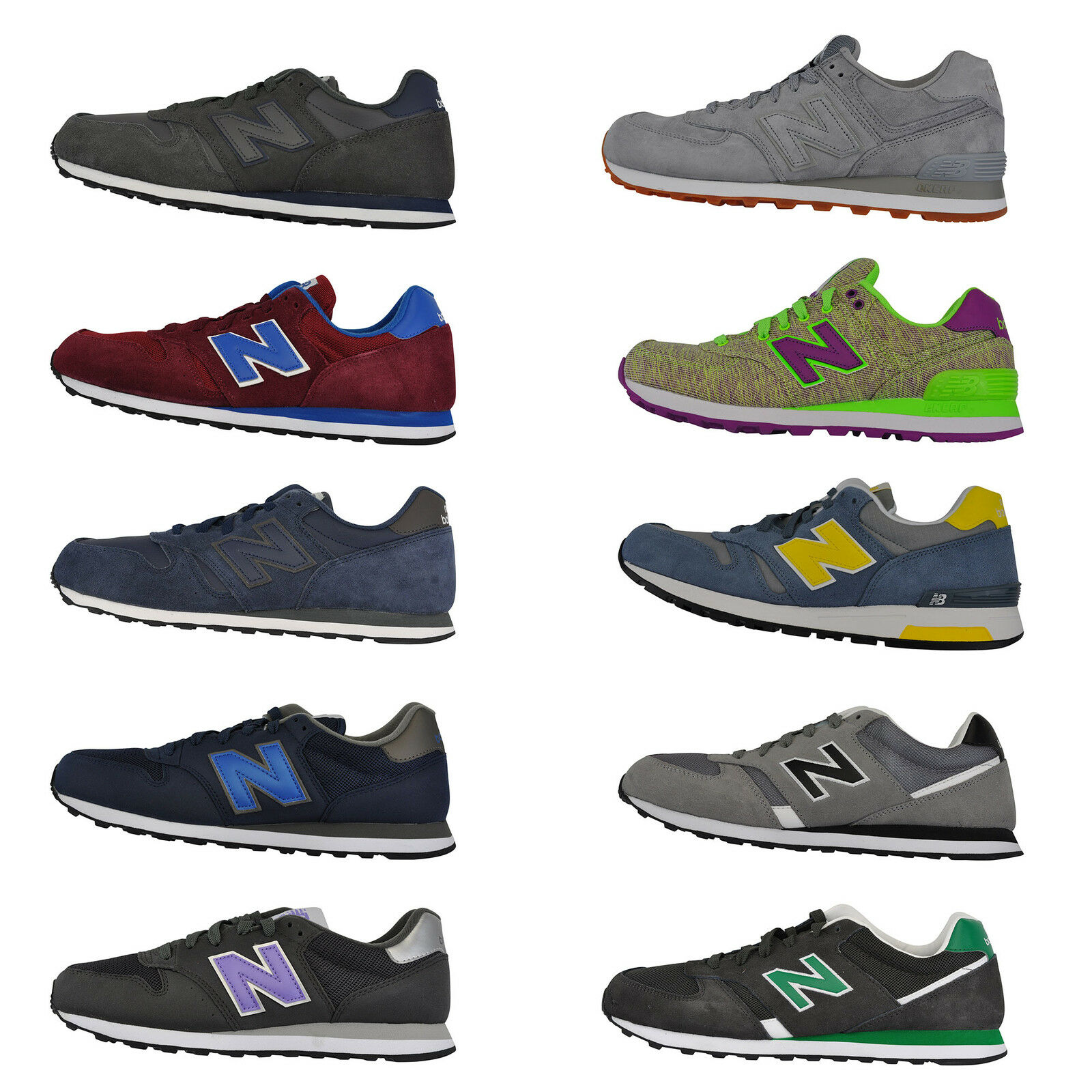 Liquidación new balance ml2018 m373 ml565 Zapatos gw500 wl2018 m554 gm500 Zapatos ml565  Lifestyle c3ae55