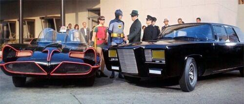 1960s BATMAN and GREEN HORNET cast replica magnet - new!