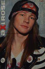 AXL ROSE - A3 Poster (ca. 42 x 28 cm) - Guns N´ Roses Clippings Fan Sammlung NEU