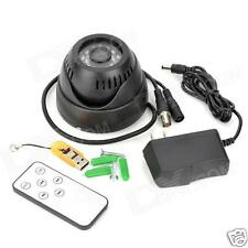 Dome cctv  Night Vision Digital Video Recorder w TF Card Slot TV-OUT w Remote